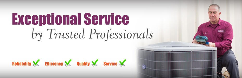 Exceptional Service from Trusted Professionals