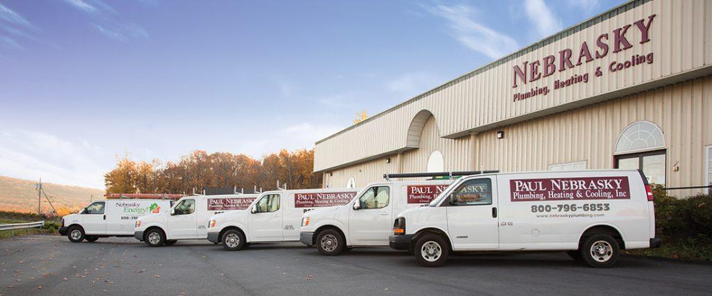 Nebrasky Service Trucks