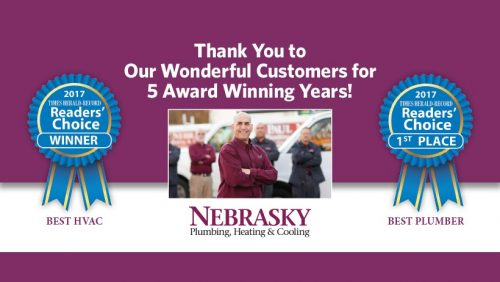 Nebrasky Thank You Readers Choice